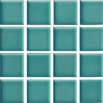 Waxman CG-340 Mint - Ceramic Pool Tiles - 10 Sheet Pack